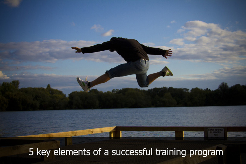 5 Key Elements of a Successful Web Training Program