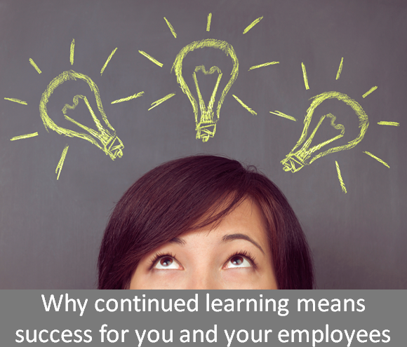 How to Provide Ongoing Learning Opportunities to Your Employees
