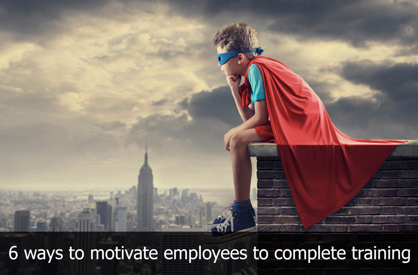 How to Motivate Employees to Complete E-Learning Courses