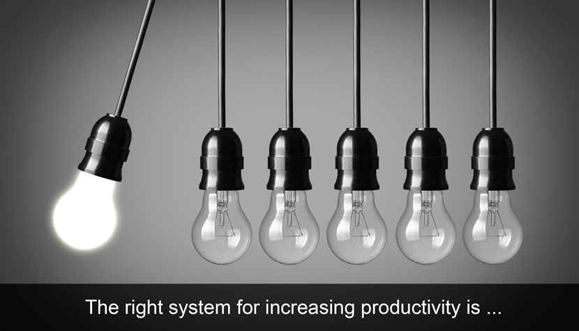 How the Right Learning Management System Can Improve Productivity
