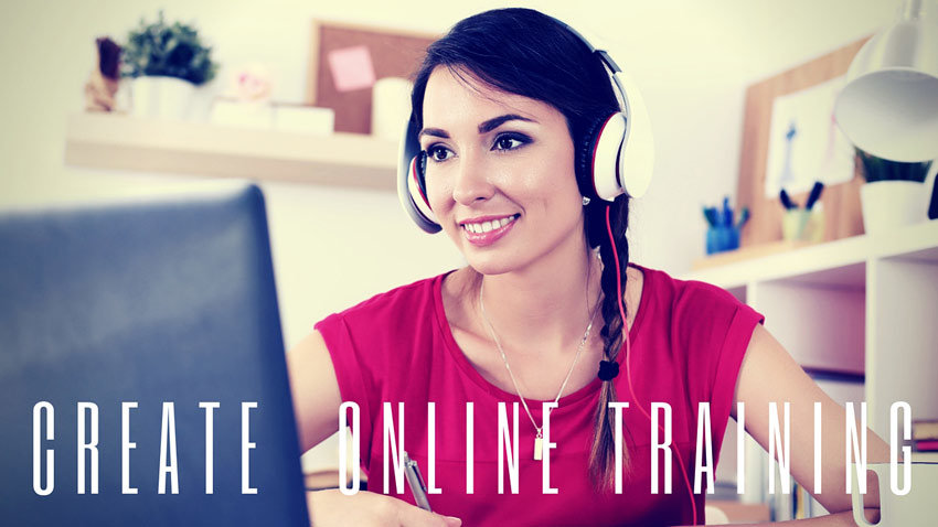 create-online-training