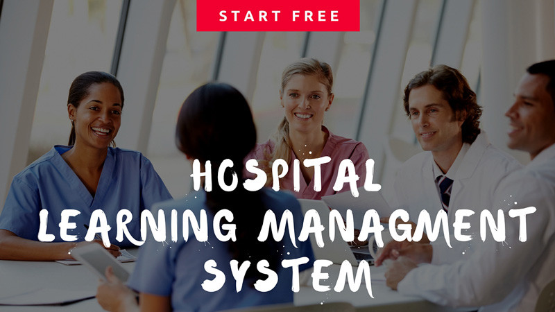 Hospital Learning Management System