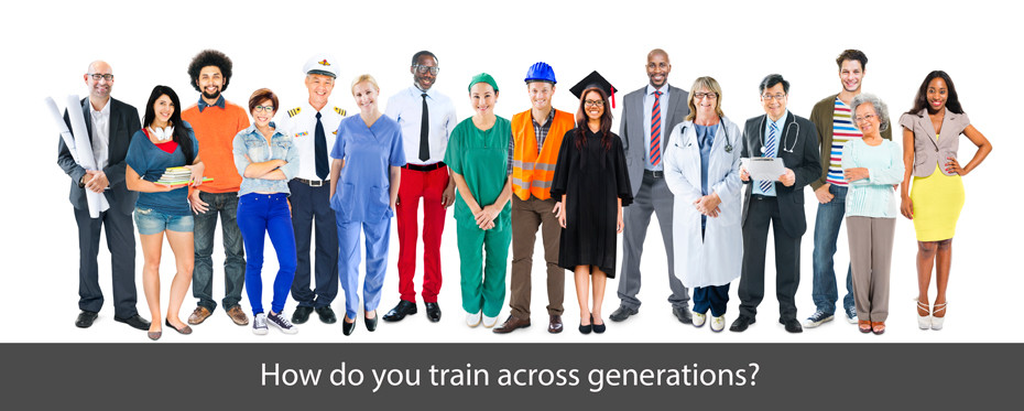 Effective eLearning For a Multi-Generational Workforce