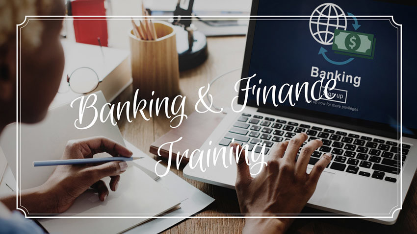 Training for Banking and Finance Industries