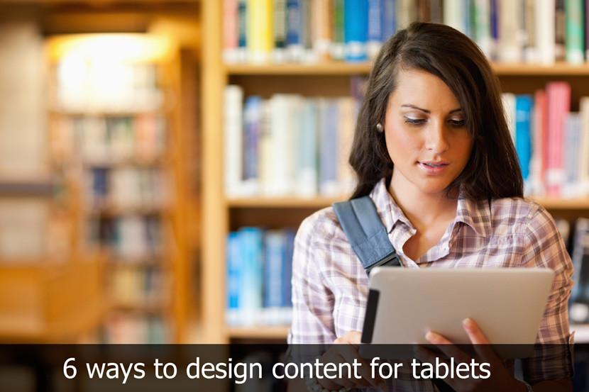 6 Simple Rules for Tablet-Based Learning Development
