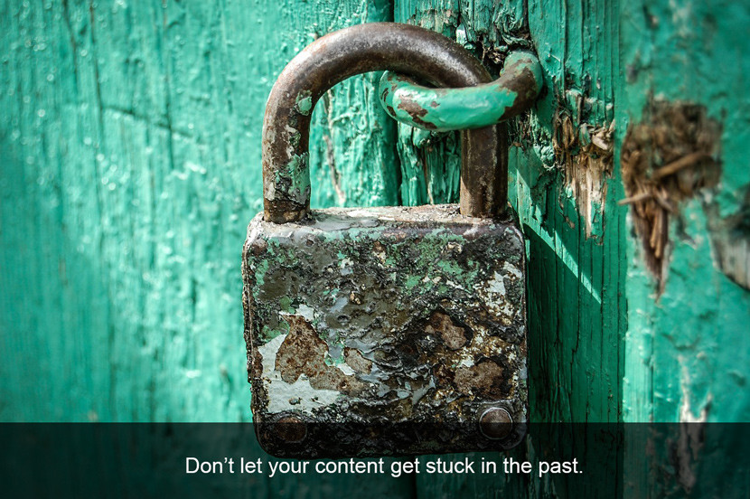 Don't Let Your eLearning Get Stuck in the Past: Tips for Modernizing Content