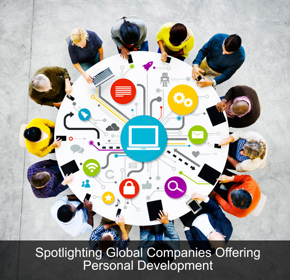 Spotlighting Global Companies Offering Personal Development Options to Employees