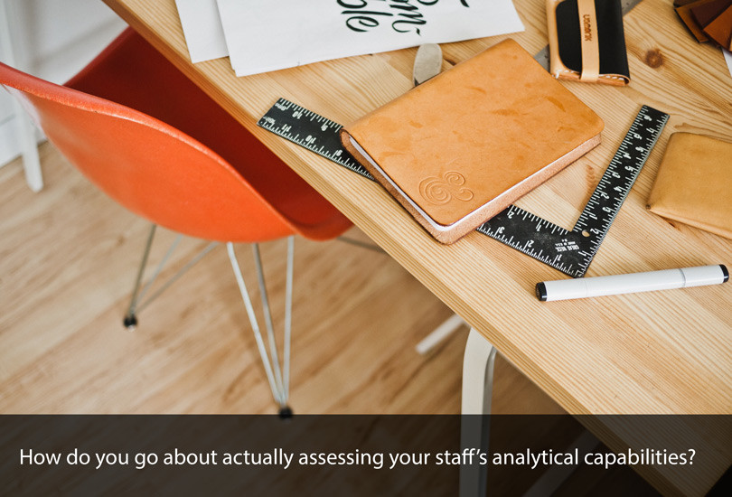 Assessing Analytical Capability