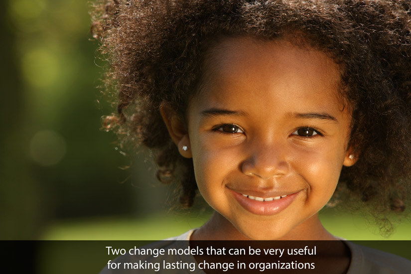 Two More Change Models for Learning Professionals