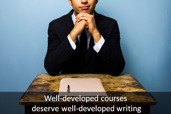 eLearning Content Needs Great Writing