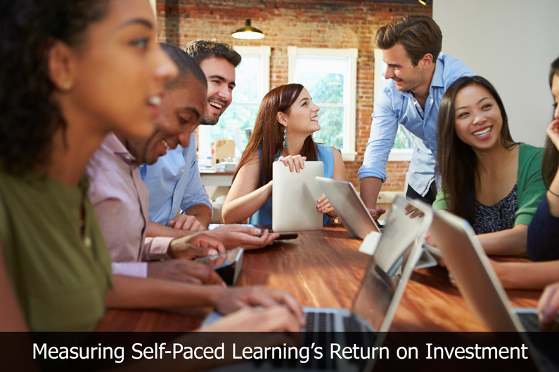The Challenge of Measuring Self-Paced Learning's Return on Investment