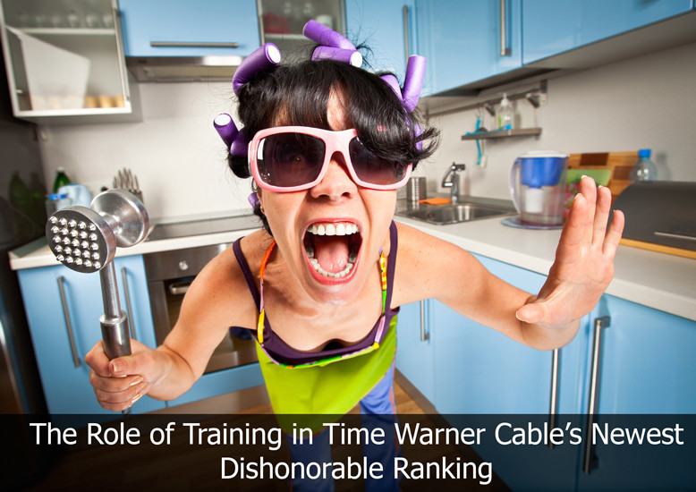 The Role of Training in Time Warner Cable's Newest Dishonorable Ranking