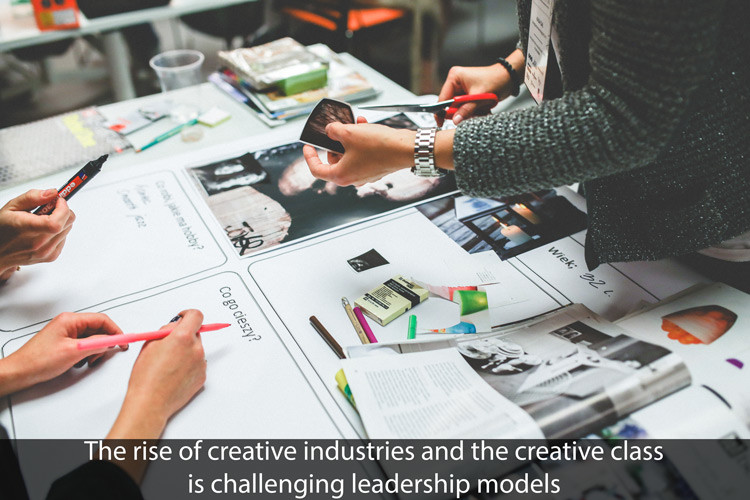 Leadership in Creative Industries