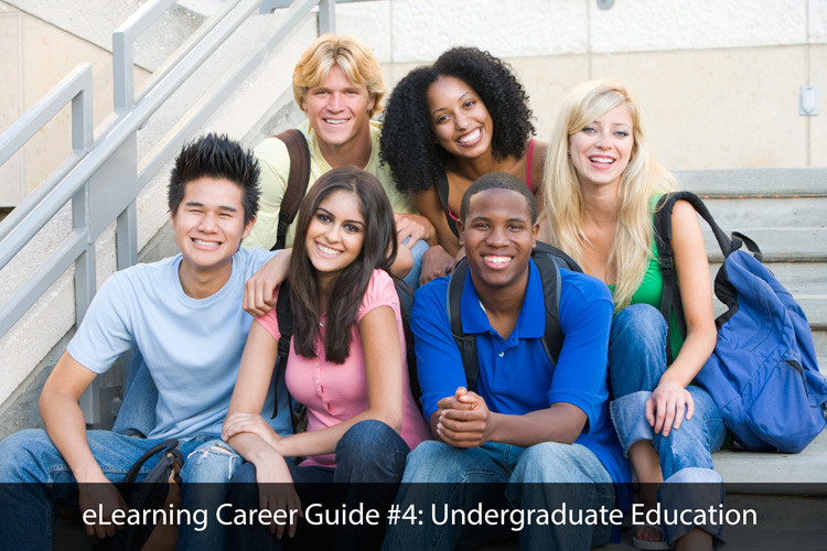 eLearning Career Guide #4: Undergraduate Education