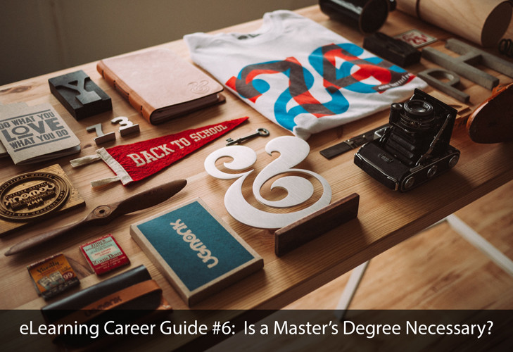 eLearning Career Guide #6: Graduate Degrees