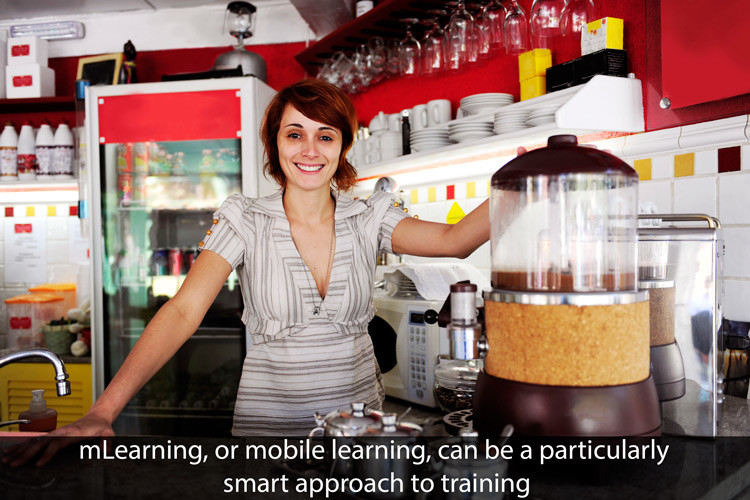 mLearning for Low Wage Workers