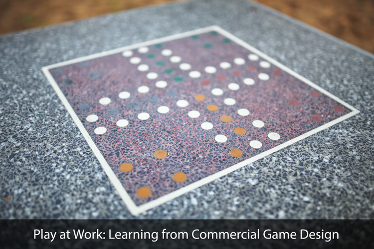 Play at Work: Learning from Commercial Game Design