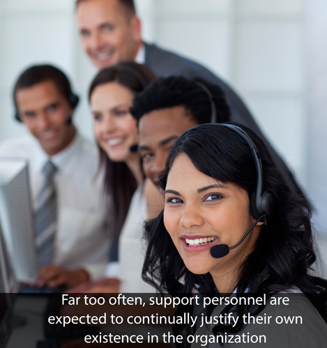 Supporting Your Support Personnel
