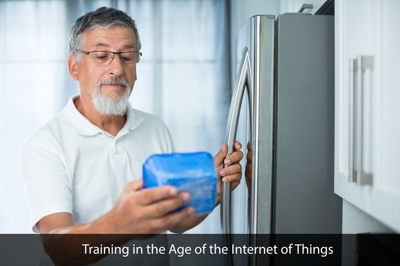 Training in the Age of the Internet of Things: Part I