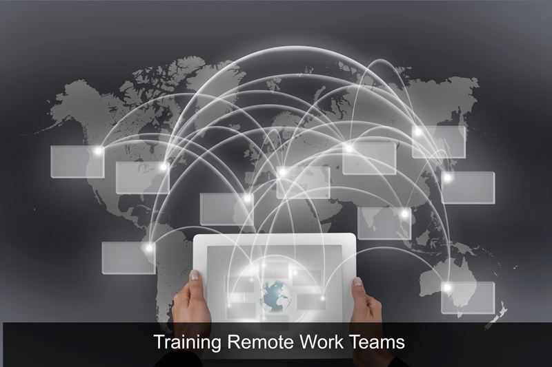 Training Remote Work Teams
