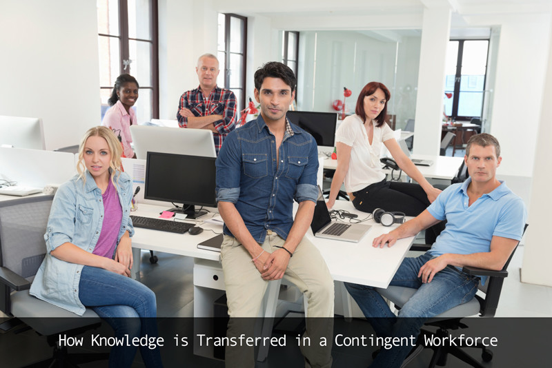 Knowledge Transfer in a Contingent Workforce