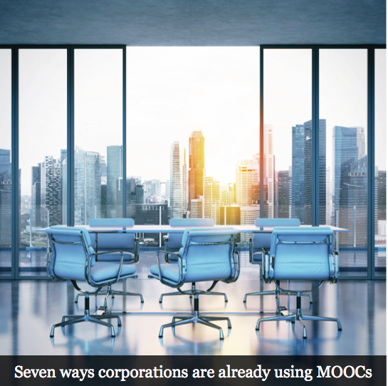 eLearning Trend-Watch: Corporate MOOCs