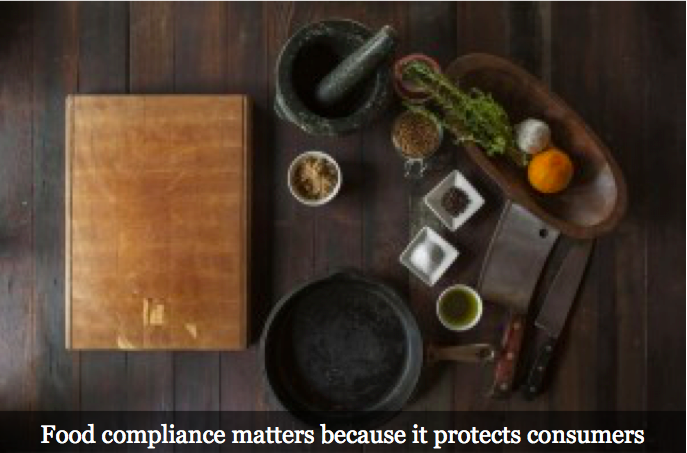 Making the Grade: Food Compliance and Training