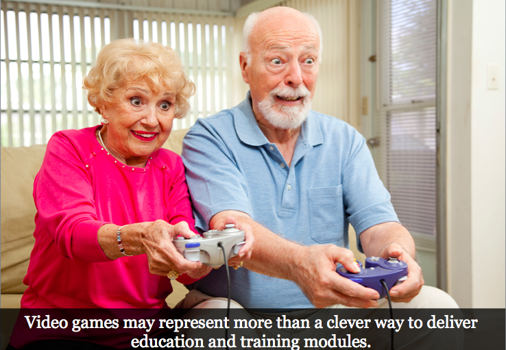Can Gaming Push Back Retirement?