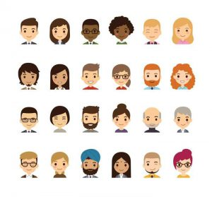 eLearning TrendWatch: Characters and Avatars
