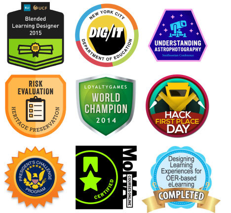 Digital-Badge-Ideas