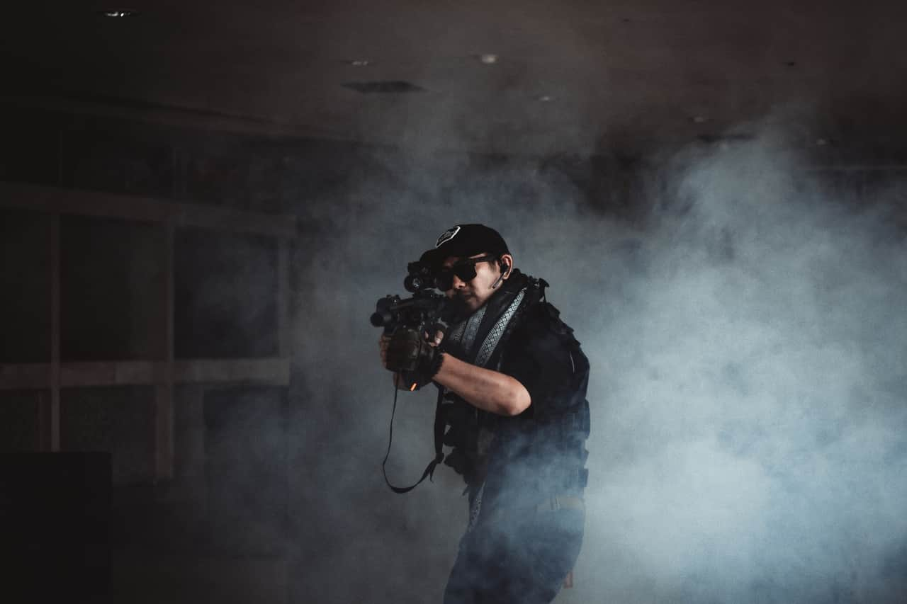 Active Shooter Incidents in the Workplace