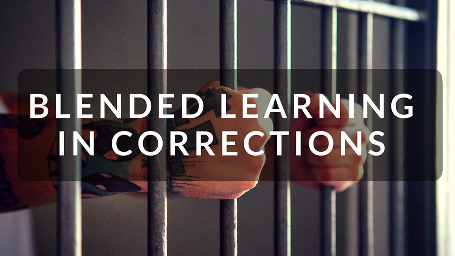 blended learning corrections