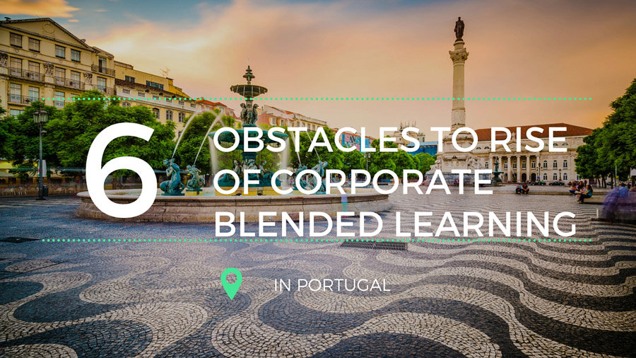 The Rise of Corporate Blended Learning in Portugal