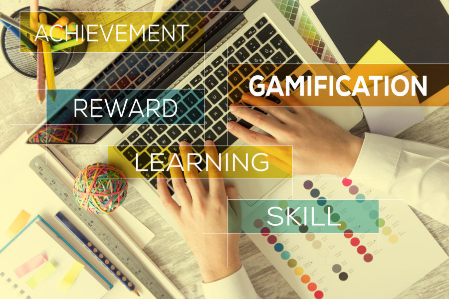 Gamification learning and rewards