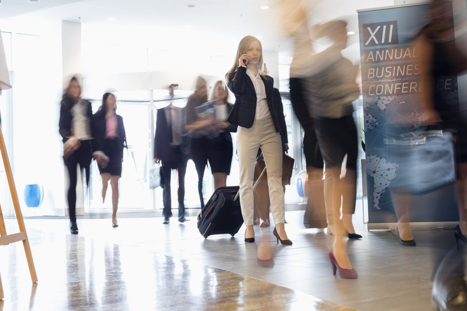 Business travel and expense training
