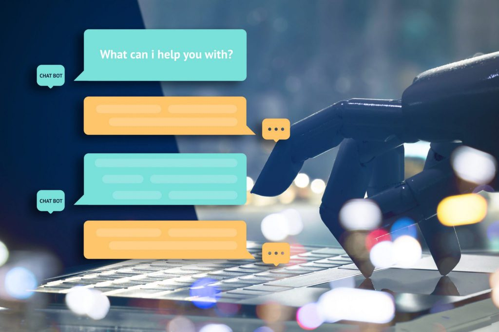 eLearning and how HR can communicate with chatbots