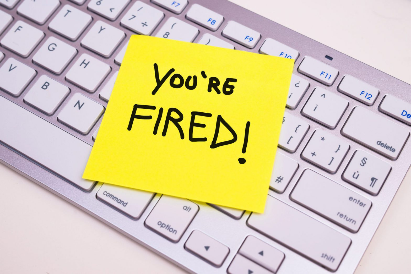 The Risks of Firing Employees