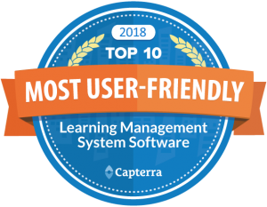 eLeaP Ranked Top 10 User-Friendly Learning Management System 3rd Year in a Row