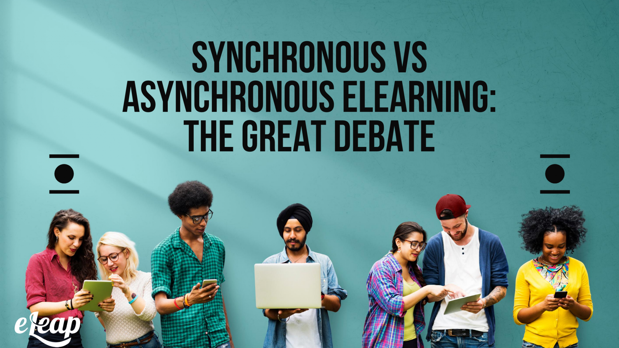 Synchronous vs Asynchronous eLearning The Great Debate