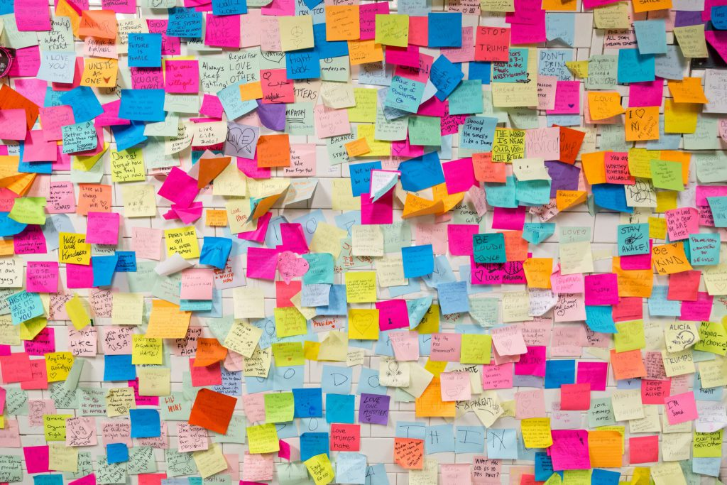 When you want eLearning content to be retained by learners, make it sticky!