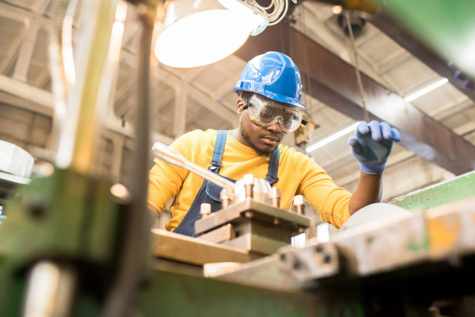 Putting Manufacturing Safety Front-and-Center