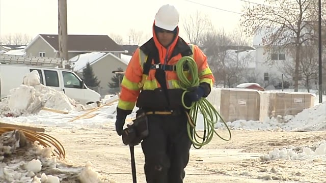 Cold Stress: Working Safely In Cold Weather