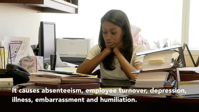 Harassment Prevention Made Simple For Managers