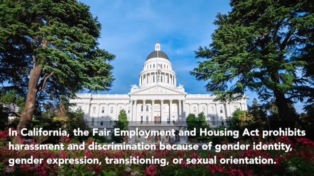 LGBT Rights In California Workplaces: SB396
