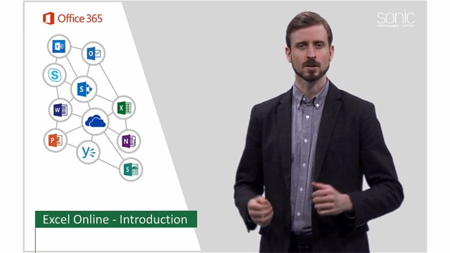 Microsoft Office 365: Excel Online