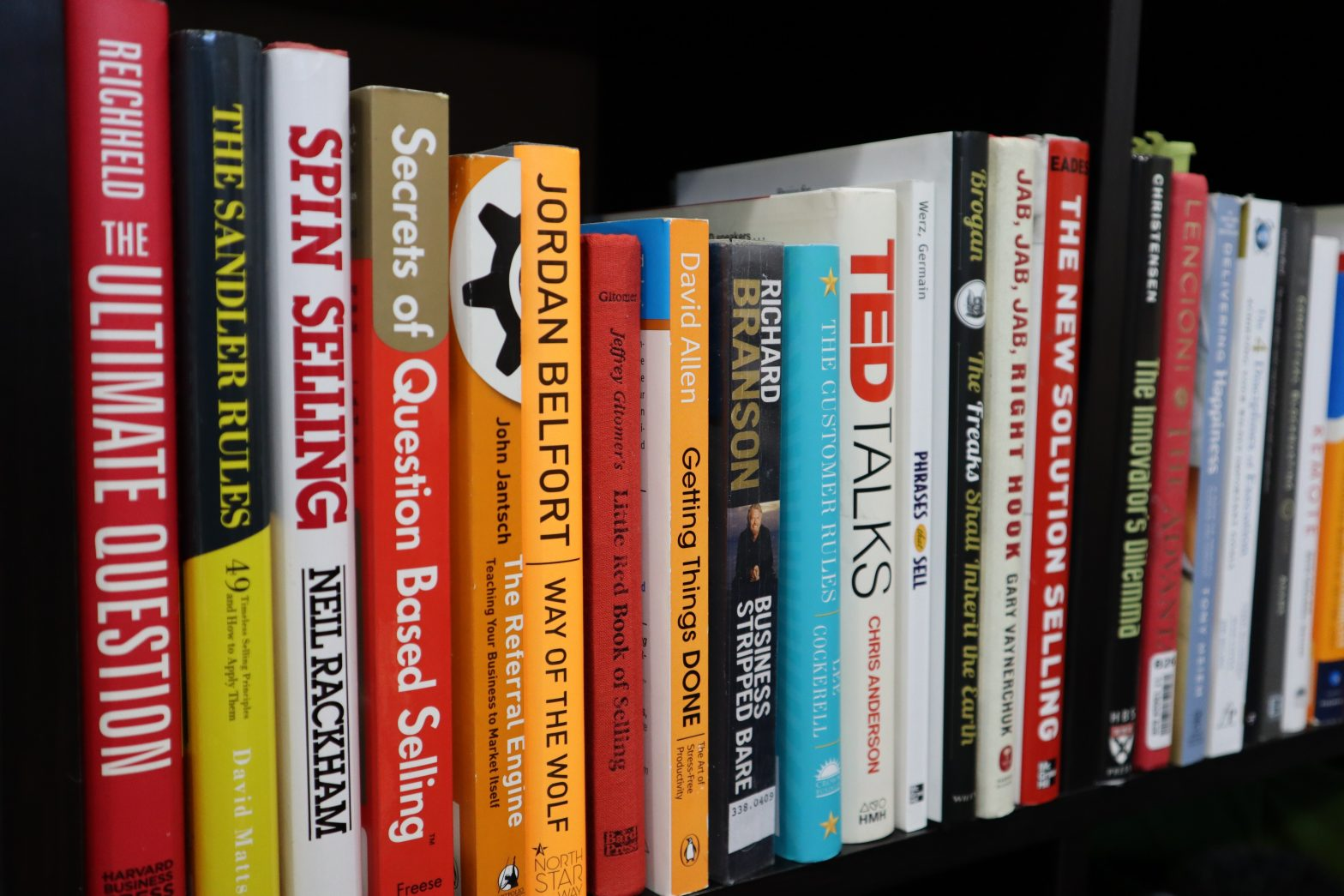 7 Benefits of Using Sales Books to Train Your Team