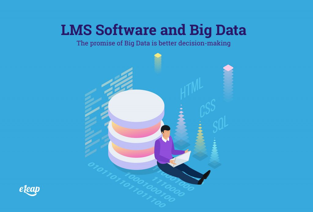 LMS Software and Big Data