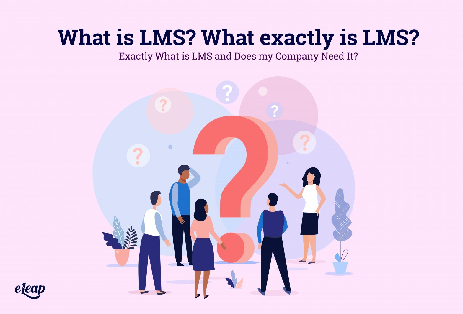What is LMS? What exactly is LMS?