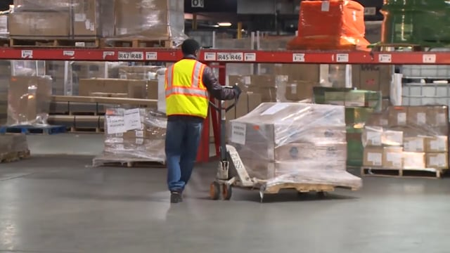 Manual Pallet Jack Safety