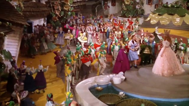 Workteams And The Wizard Of Oz: Building A High Performance Team